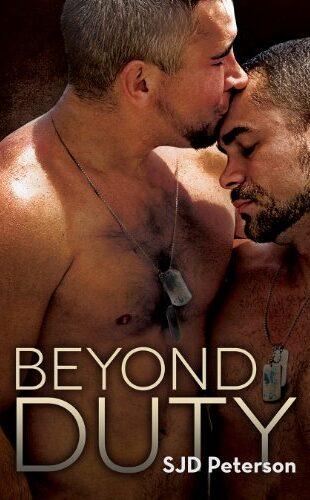 Beyond Duty by SJD Peterson
