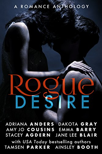 Book Deal: Rogue Desire: A Romance Anthology (The Rogue Series) by Adriana Anders for 0.99