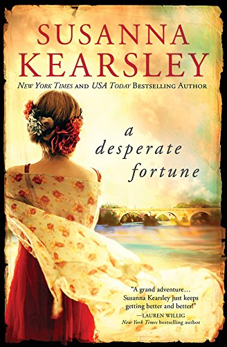 Book Deal: A Desperate Fortune by Susanne Kearsley for 1.99