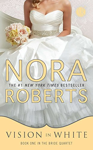 Book Deal: Vision in White by Nora Roberts for 2.99