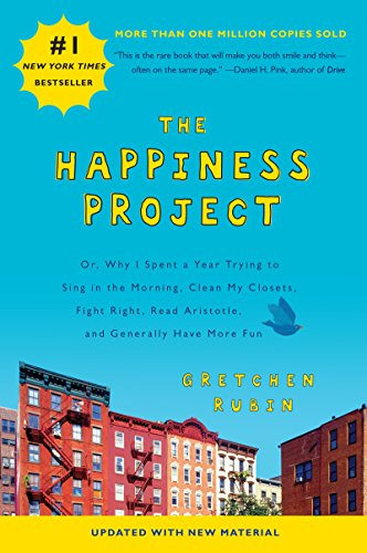 Book Deal: The Happiness Project by Gretchen Rubin for 2.99