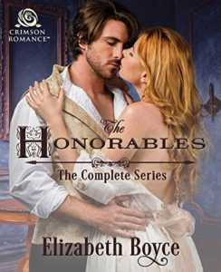 Book Deal: The Honorables: The Complete Series by Elizabeth Boyce for 2.99
