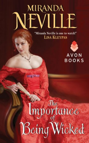 Book Deal: The Importance of Being Wicked by Miranda Neville for 2.99