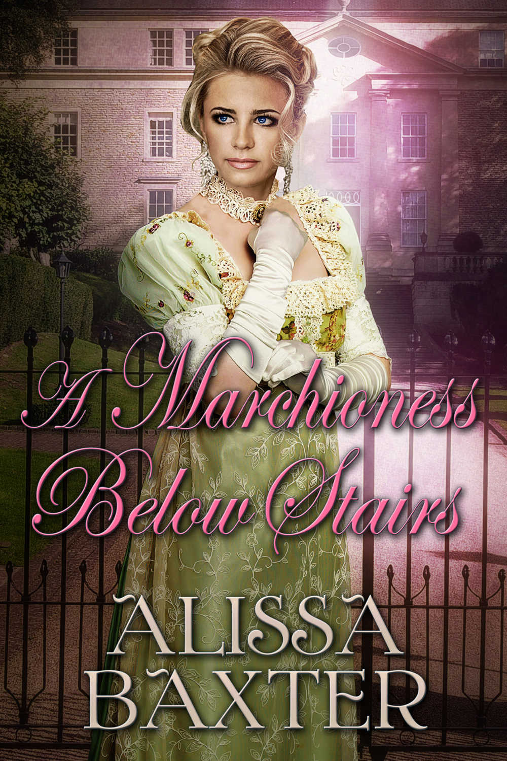 A Marchioness Below Stairs