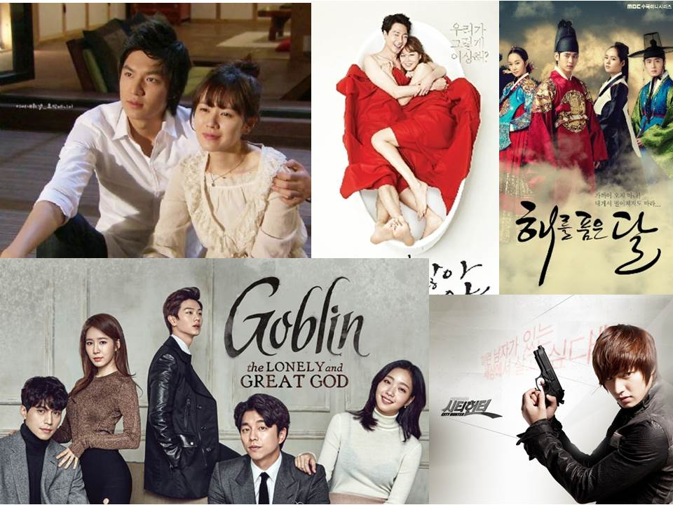 Top Five K Dramas On Netflix - Circus