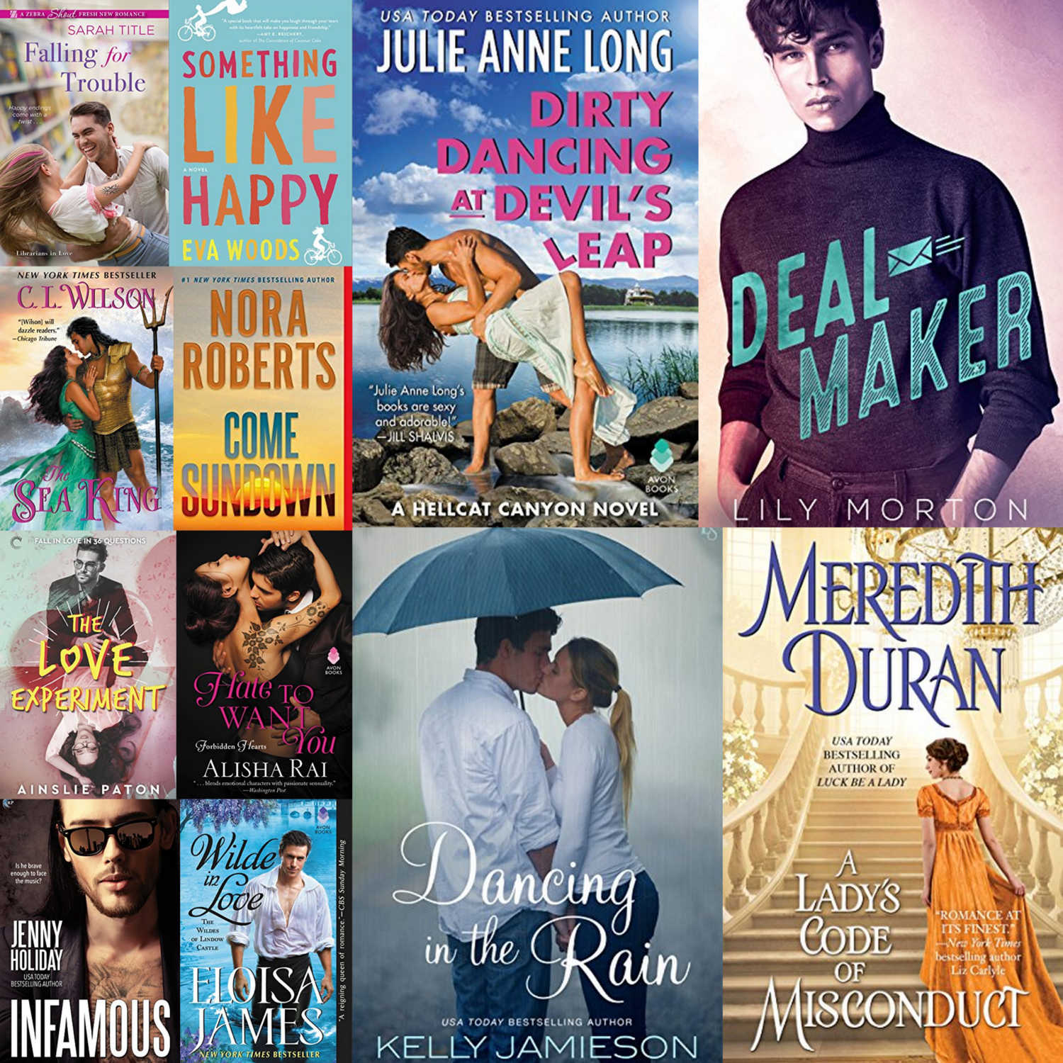 Aar S Top Picks For 2017 All About Romance