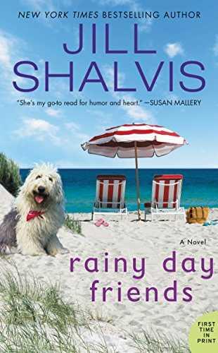 Rainy Day Friends by Jill Shalvis