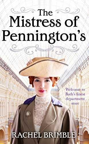 The Mistress of Pennington's by Rachel Brimble