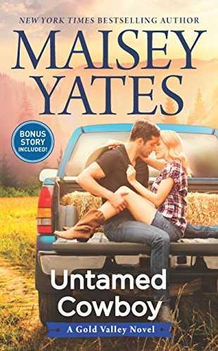 Untamed Cowboy by Maisey Yates