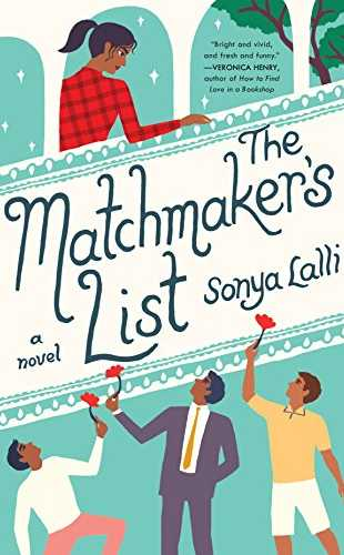 The Matchmaker's List by Sonia Lalli