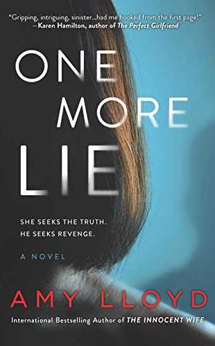One More Lie by Amy Lloyd