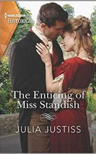 The Enticing of Miss Standish by Julia Justiss