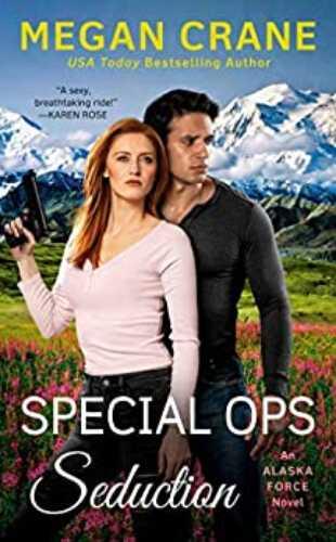 Special Ops Seduction by Megan Crane