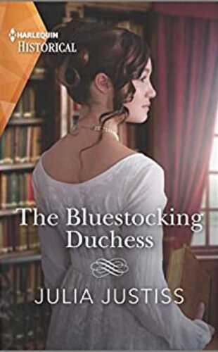 The Bluestocking Duchess by Julia Justiss