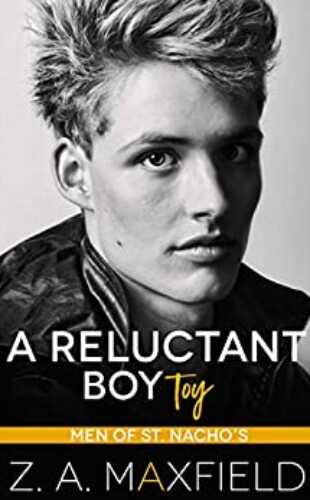A Reluctant Boy Toy by Z.A. Maxfield