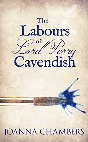 The Labours of Lord Perry Cavendish by Joanna Chambers