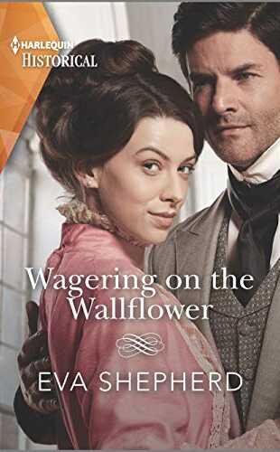 Wagering on the Wallflower by Eva Shepherd
