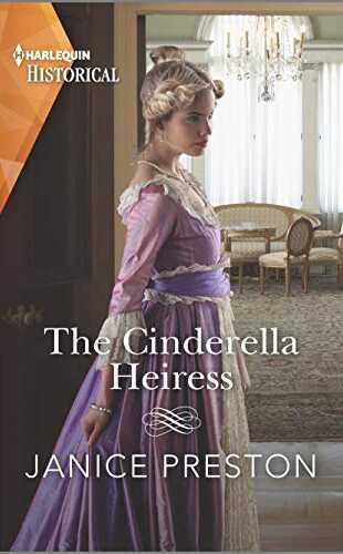 The Cinderella Heiress by Janice Preston