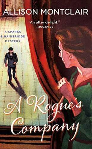 A Rogue's Company by Allison Montclair